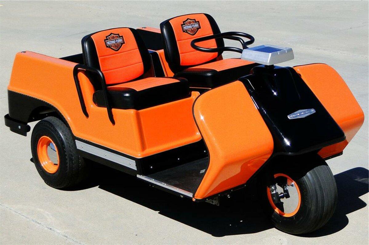 Harley Davidson Golf Cart For Sale Only 3 Left At 60