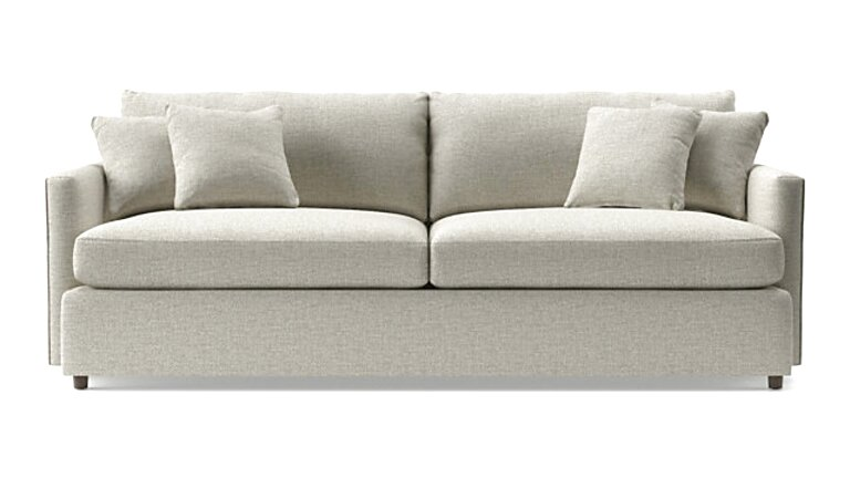 crate barrel sofa for sale