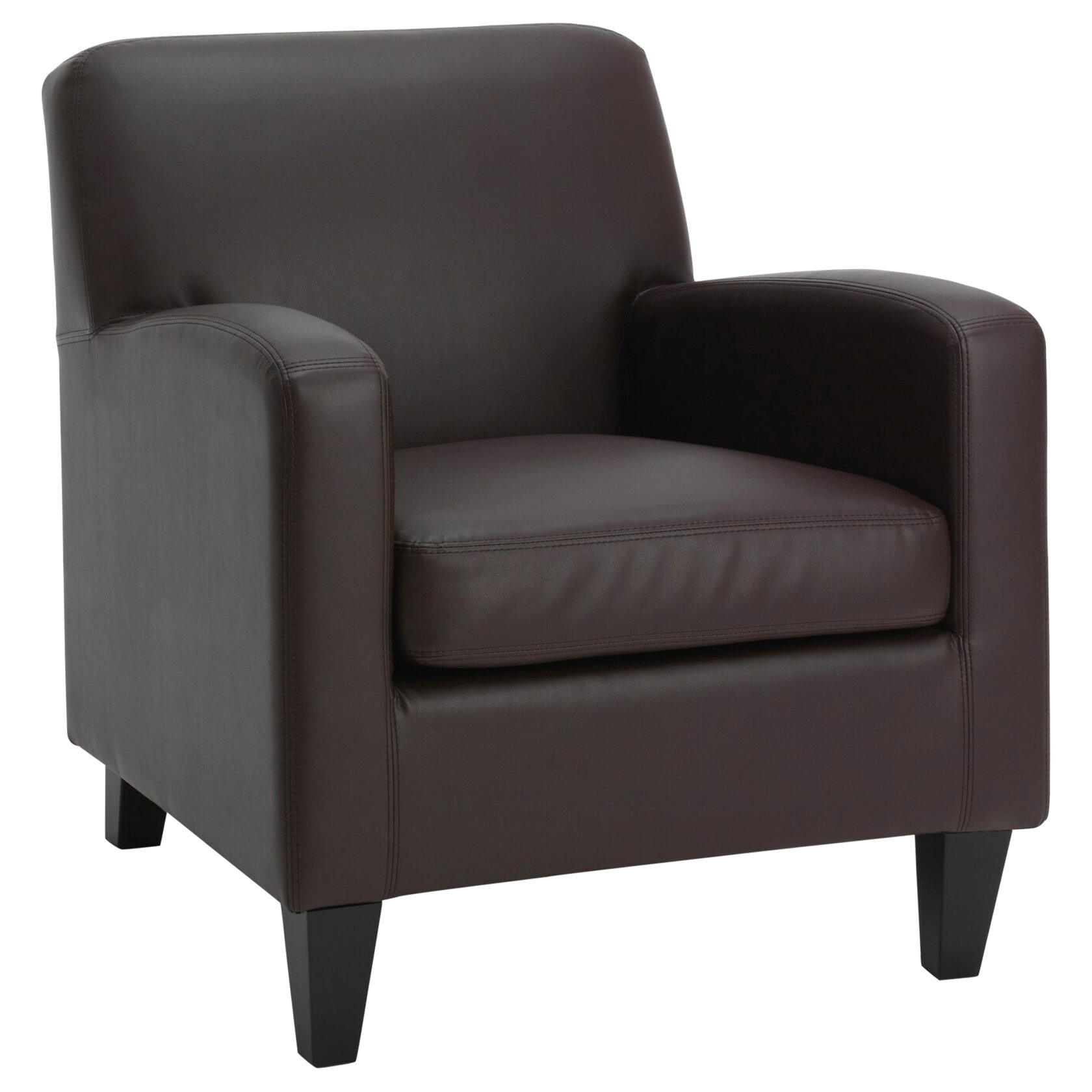 brown arm chair for sale