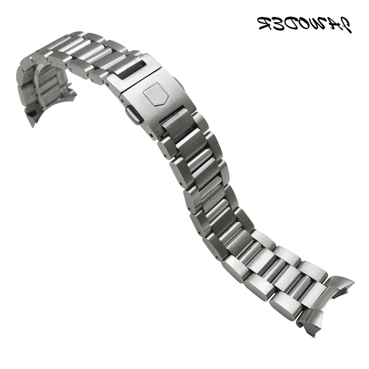 tag heuer watch band stainless steel for sale