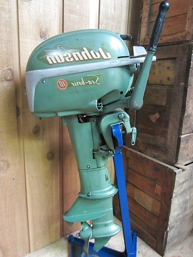 10 hp johnson outboard for sale