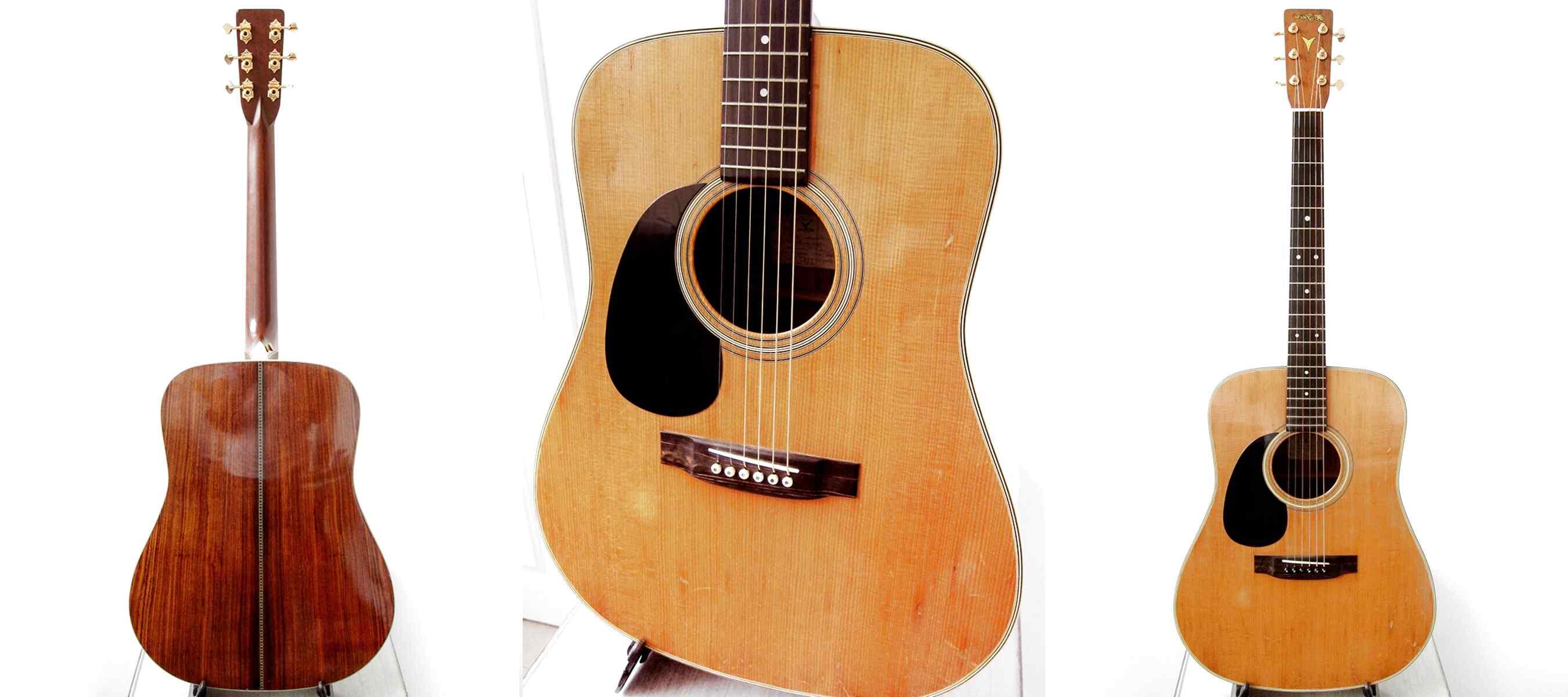 k yairi guitars for sale