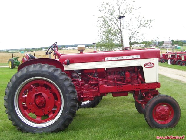 ih 460 tractor for sale