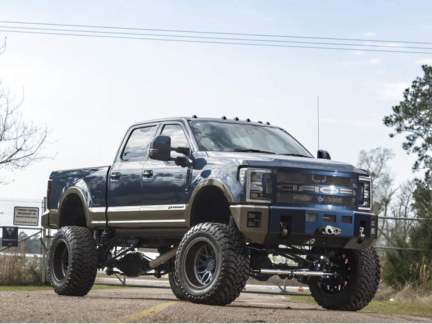 Lifted F250 for sale compared to CraigsList   Only 2 left ...