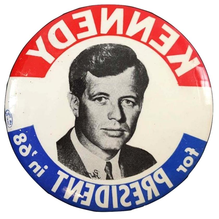 robert kennedy button for sale