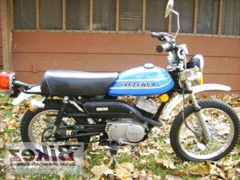 Volar Throttle Cable for 1976-1979 Kawasaki KM100