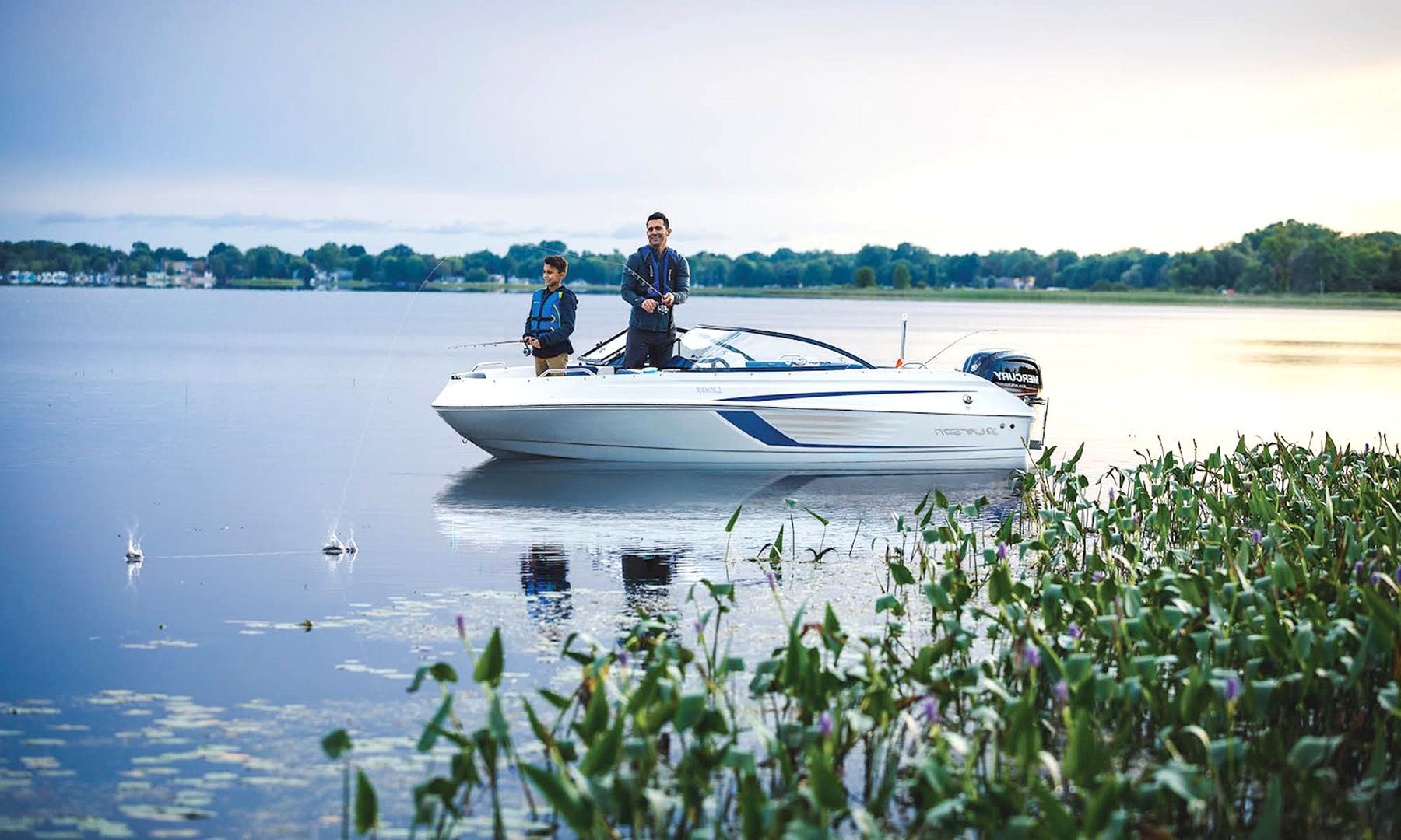 larson boat for sale
