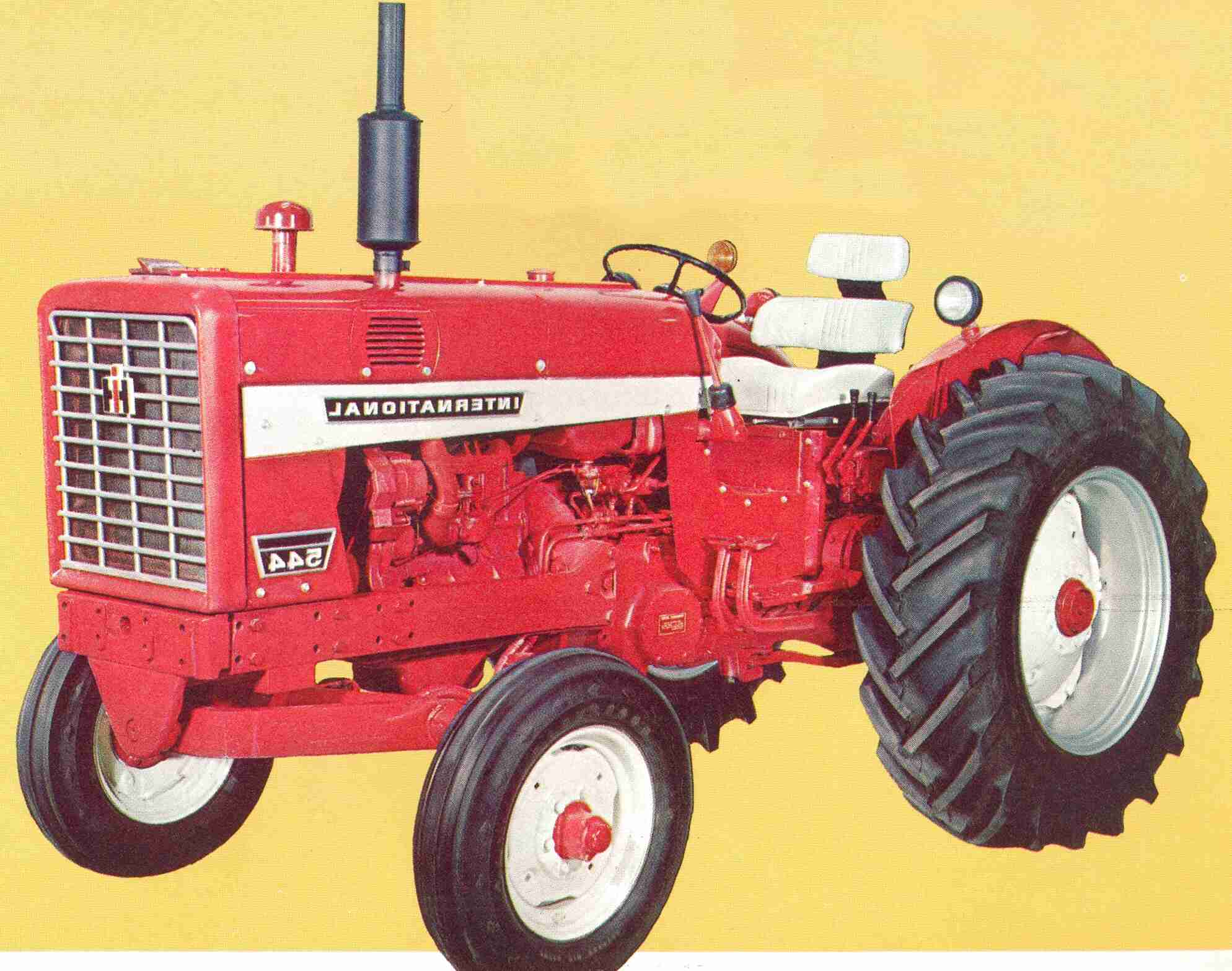 544 international tractor for sale