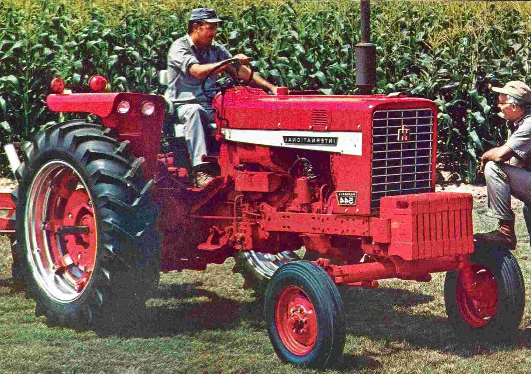 farmall 544 tractor for sale
