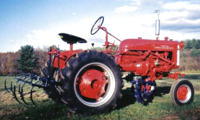 farmall cub implements for sale