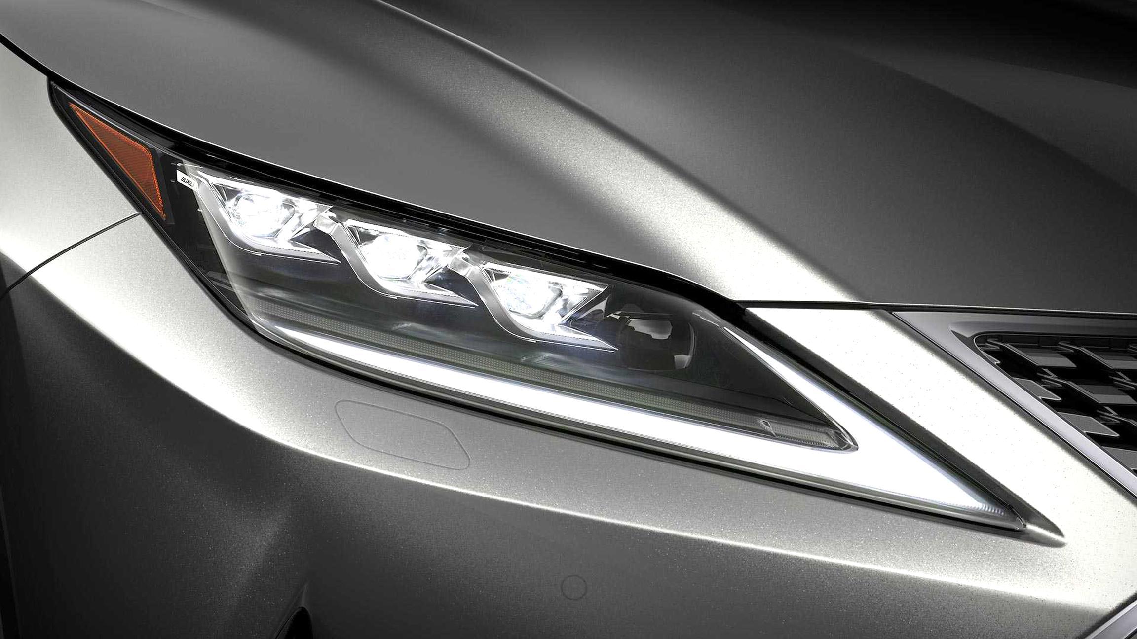 lexus rx headlights for sale