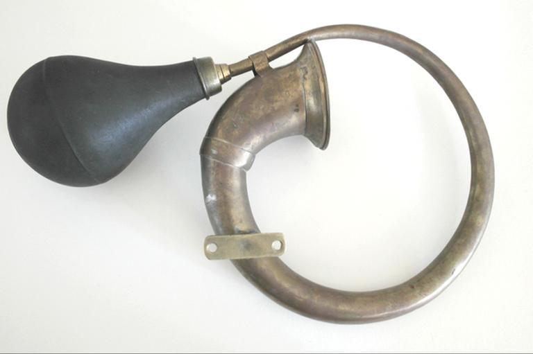 antique brass car horn for sale