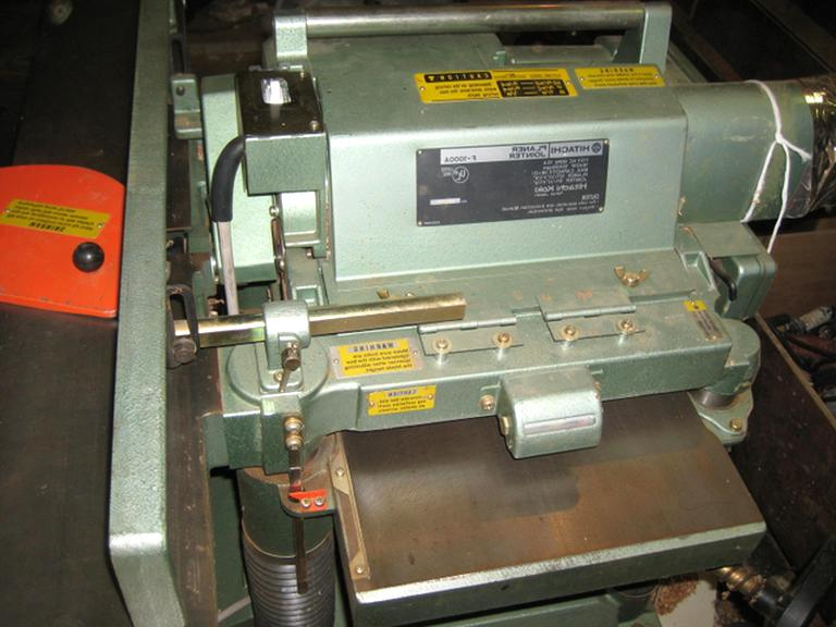 jointer planer f1000a for sale