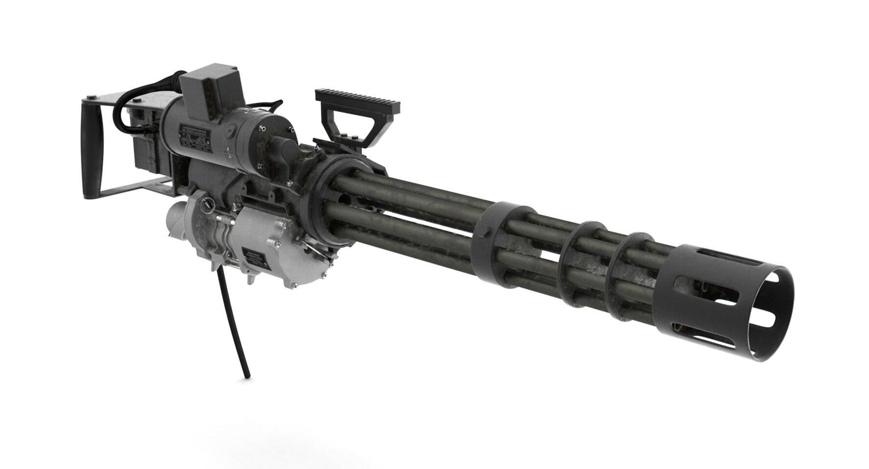 m134 minigun for sale