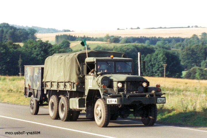 m809 truck for sale
