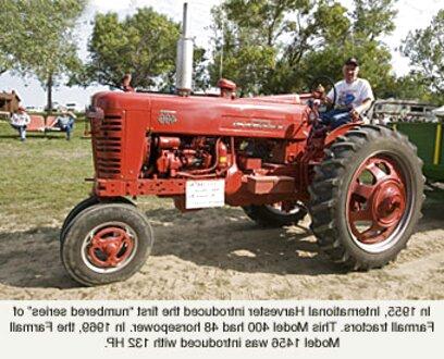 1957 farmall tractor for sale
