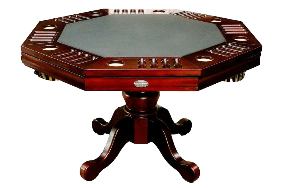 octagon poker table for sale