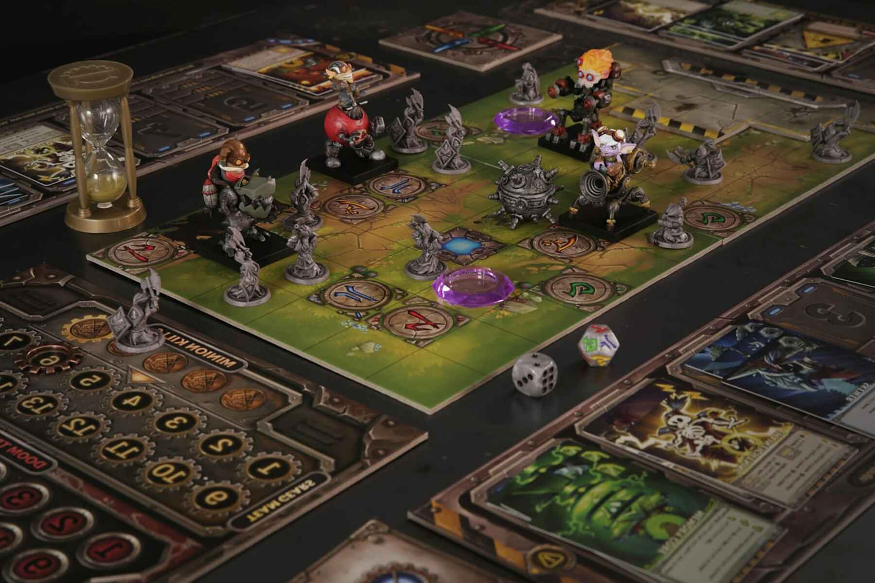 mechs vs minions board game for sale