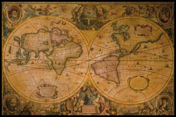 Mappamondo Antico usato in Italia | vedi tutte i 47 prezzi!