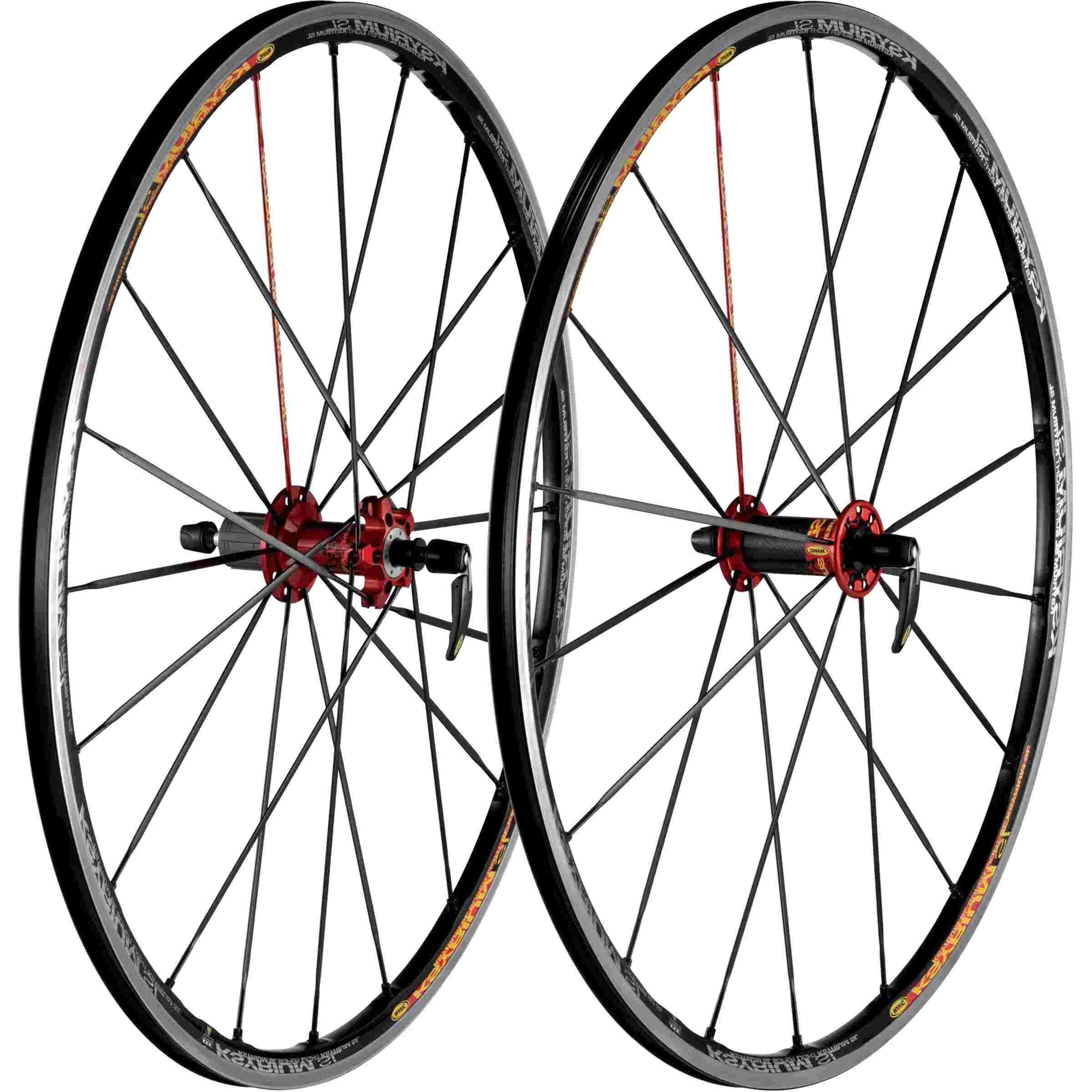 USED Mavic Ksyrium SL Rear Non Drive Side Wheel Spoke 304mm Black Road Bike