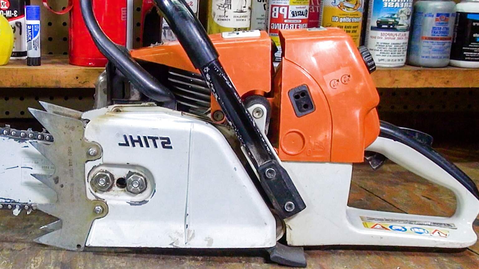 066 stihl chainsaw for sale