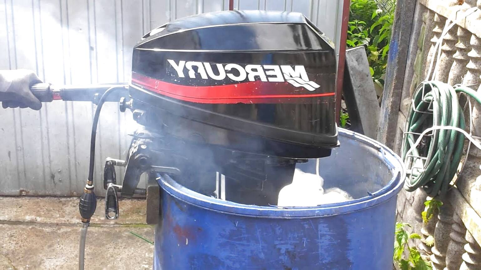 10 hp mercury outboard for sale