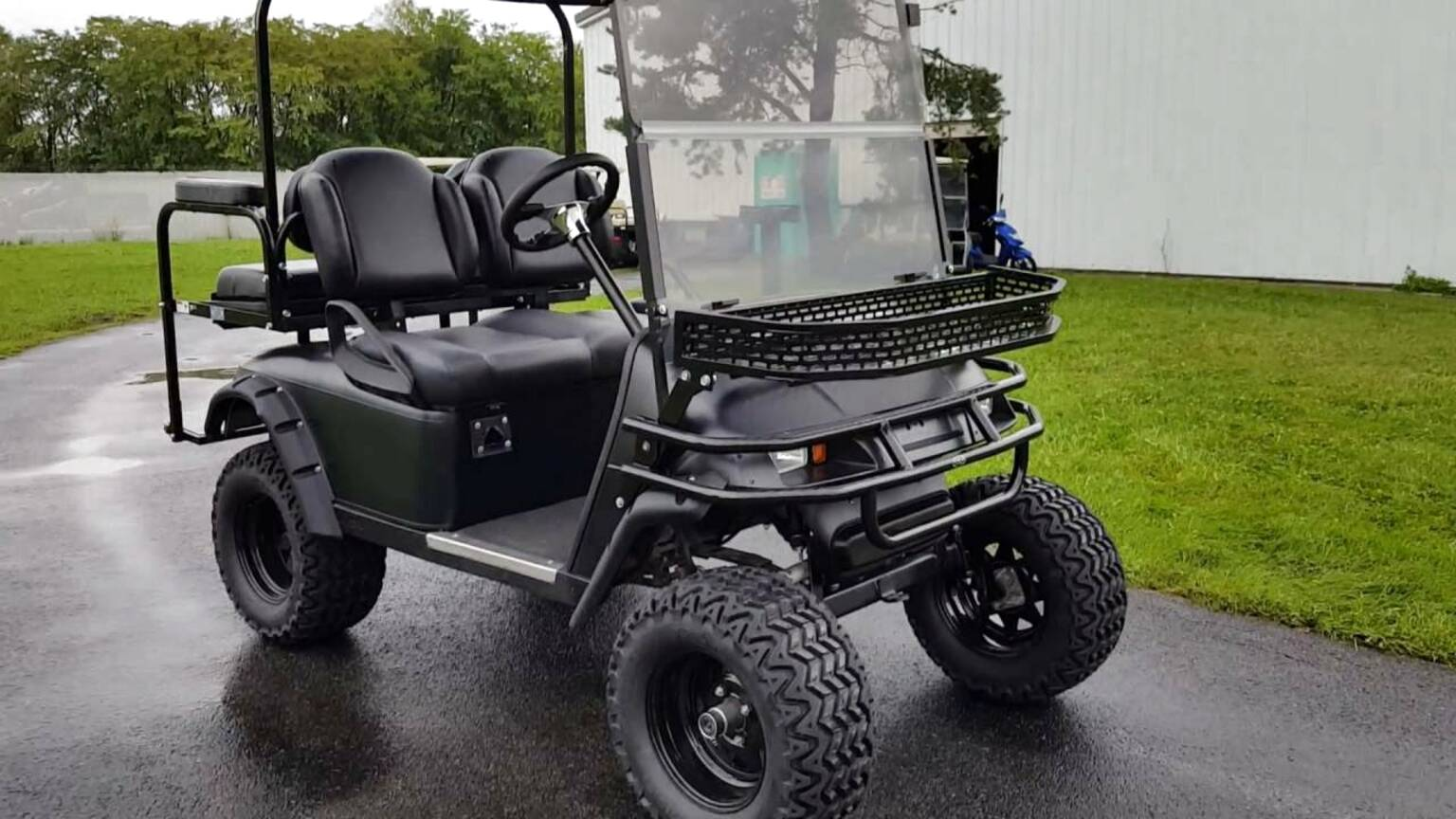 48 volt golf cart for sale