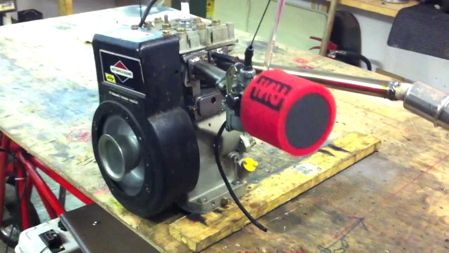5hp briggs racing for sale