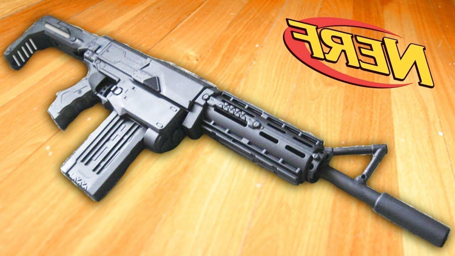 black nerf guns for sale