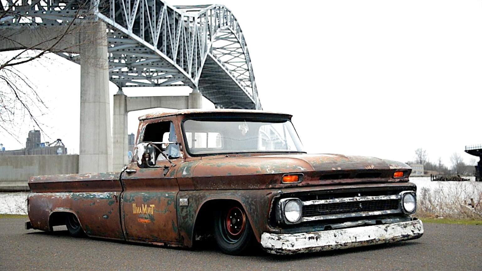 c10 rat rod for sale