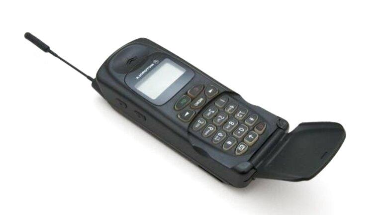 cellulari anni 80 usato