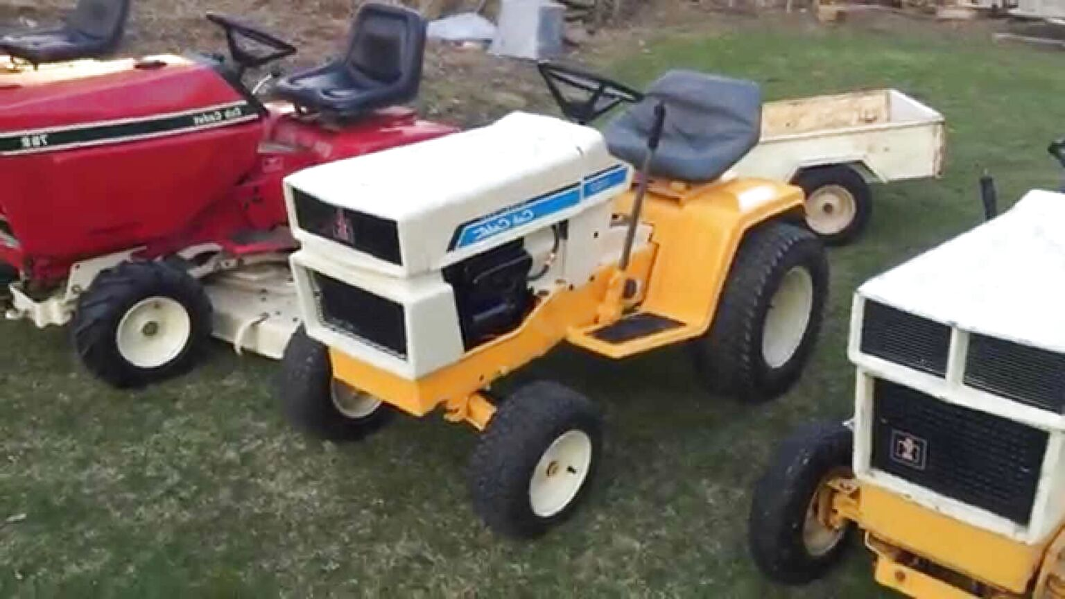 cub cadet 1100 for sale
