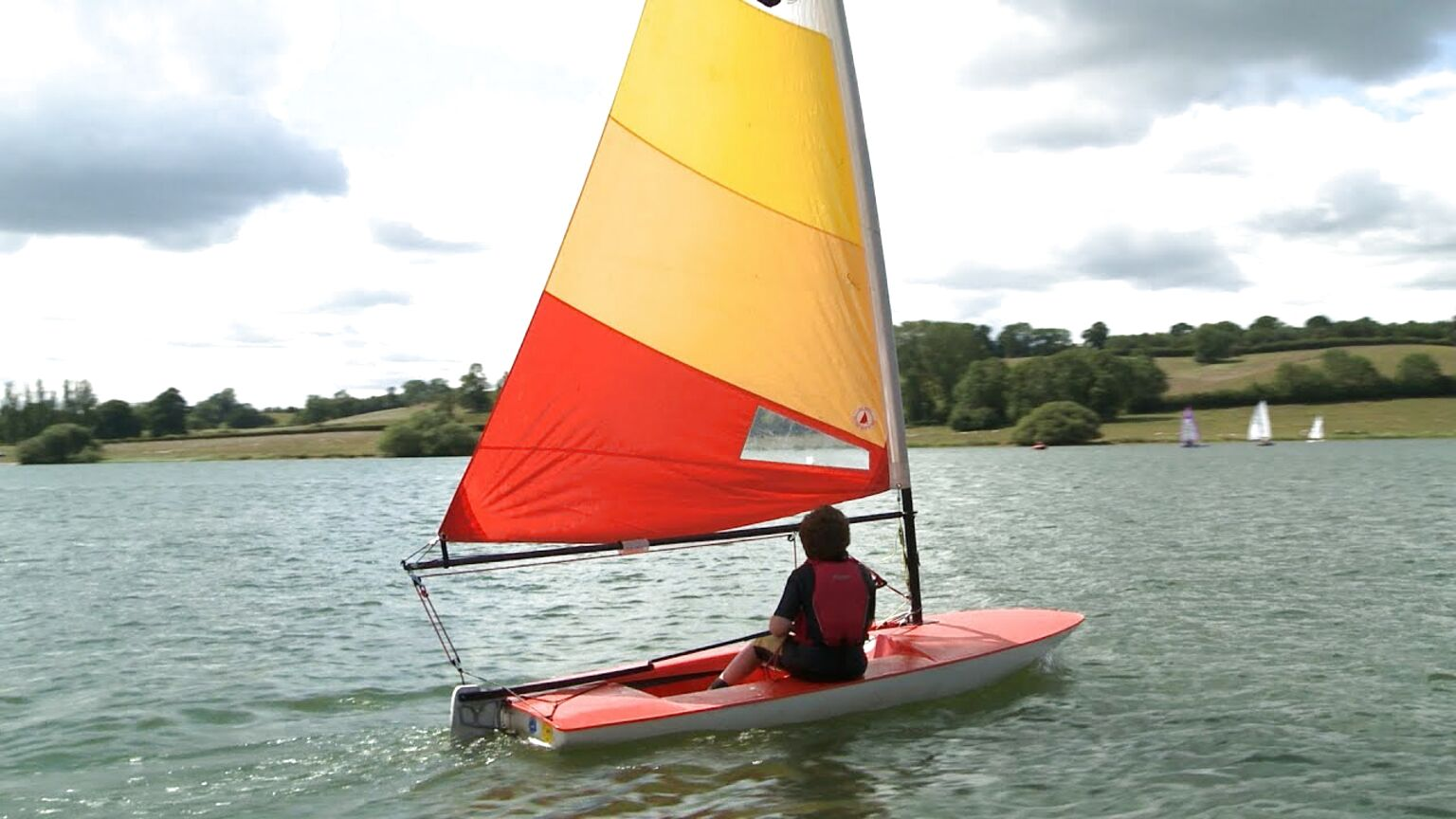 dinghy sailboat for sale