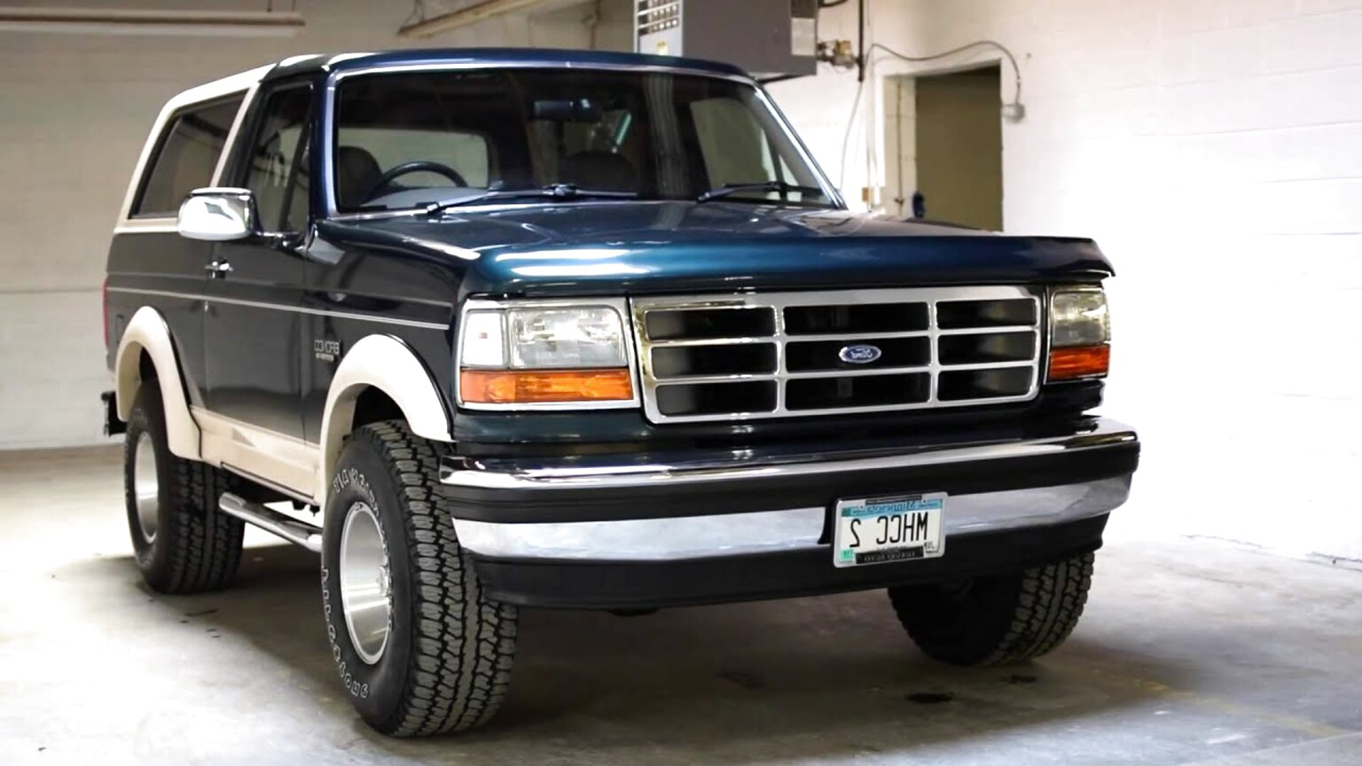 Ford Bronco Eddie Bauer For Sale Only 4 Left At 70