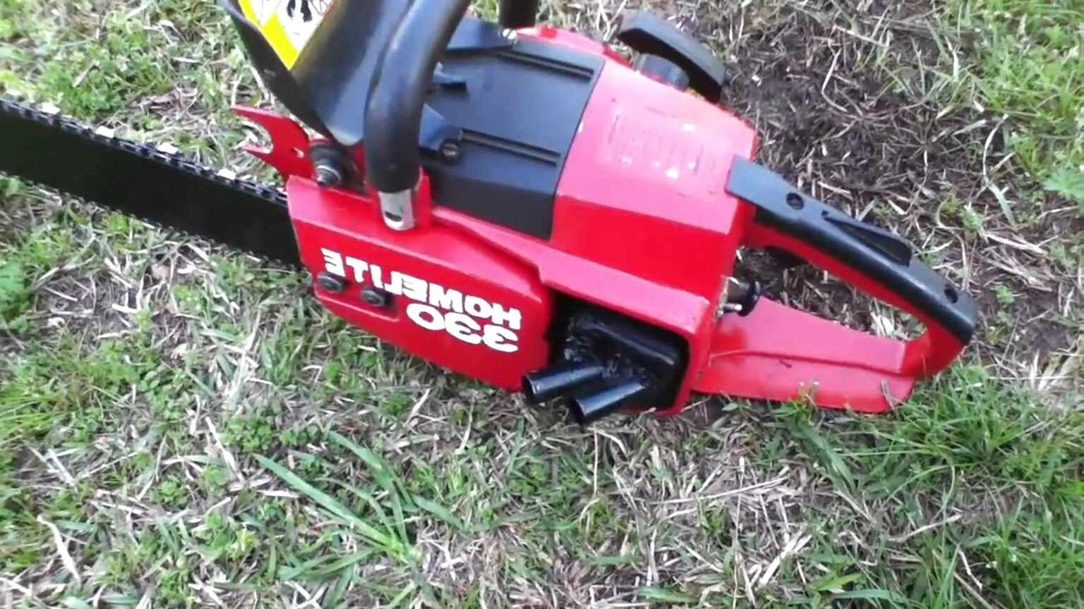 homelite 330 chainsaw for sale