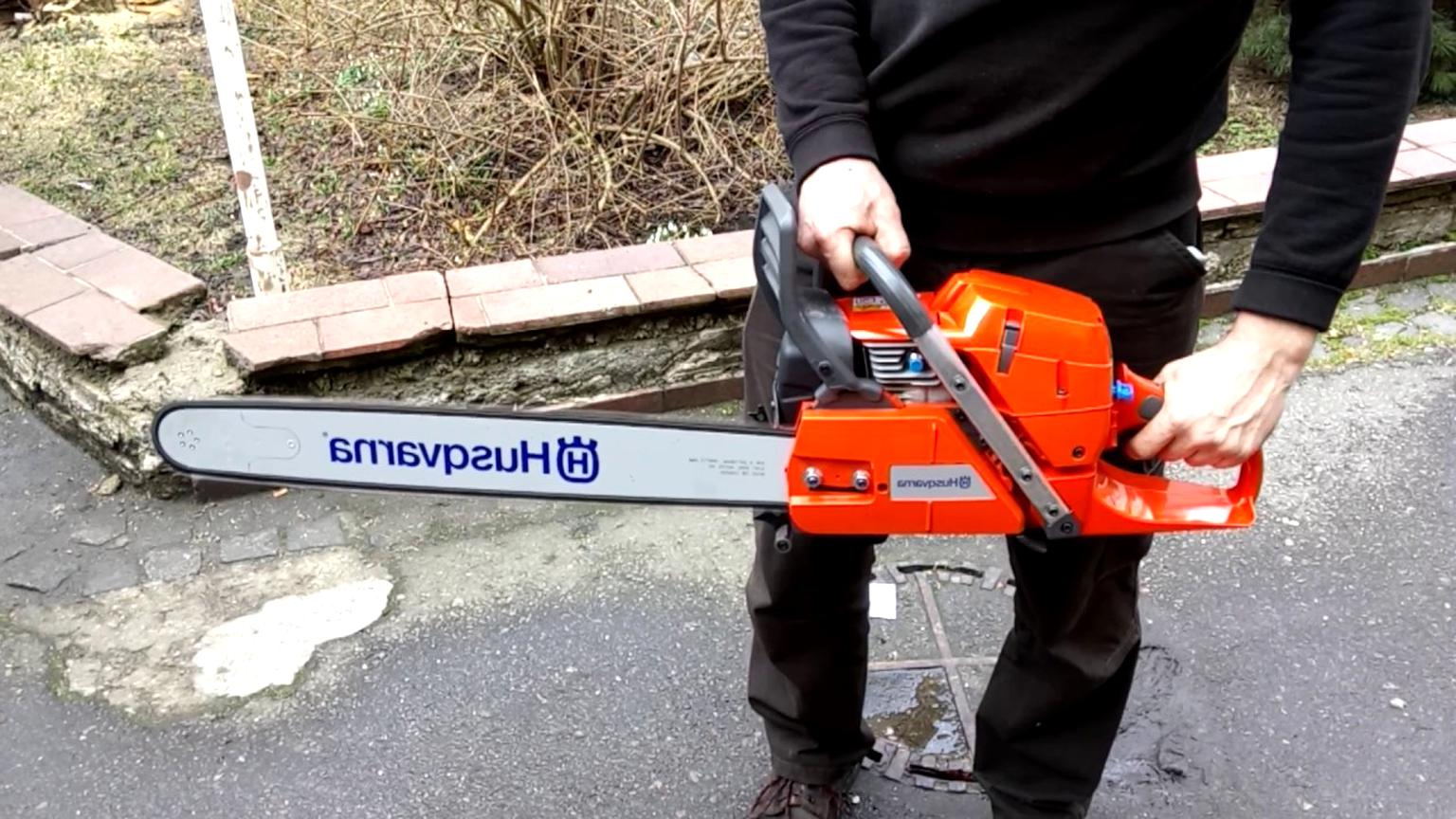 husqvarna chainsaw 390 for sale