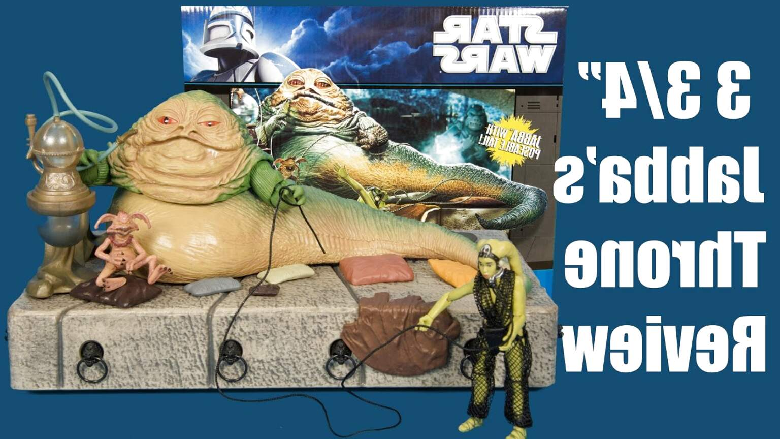 jabba hutt throne exclusive for sale