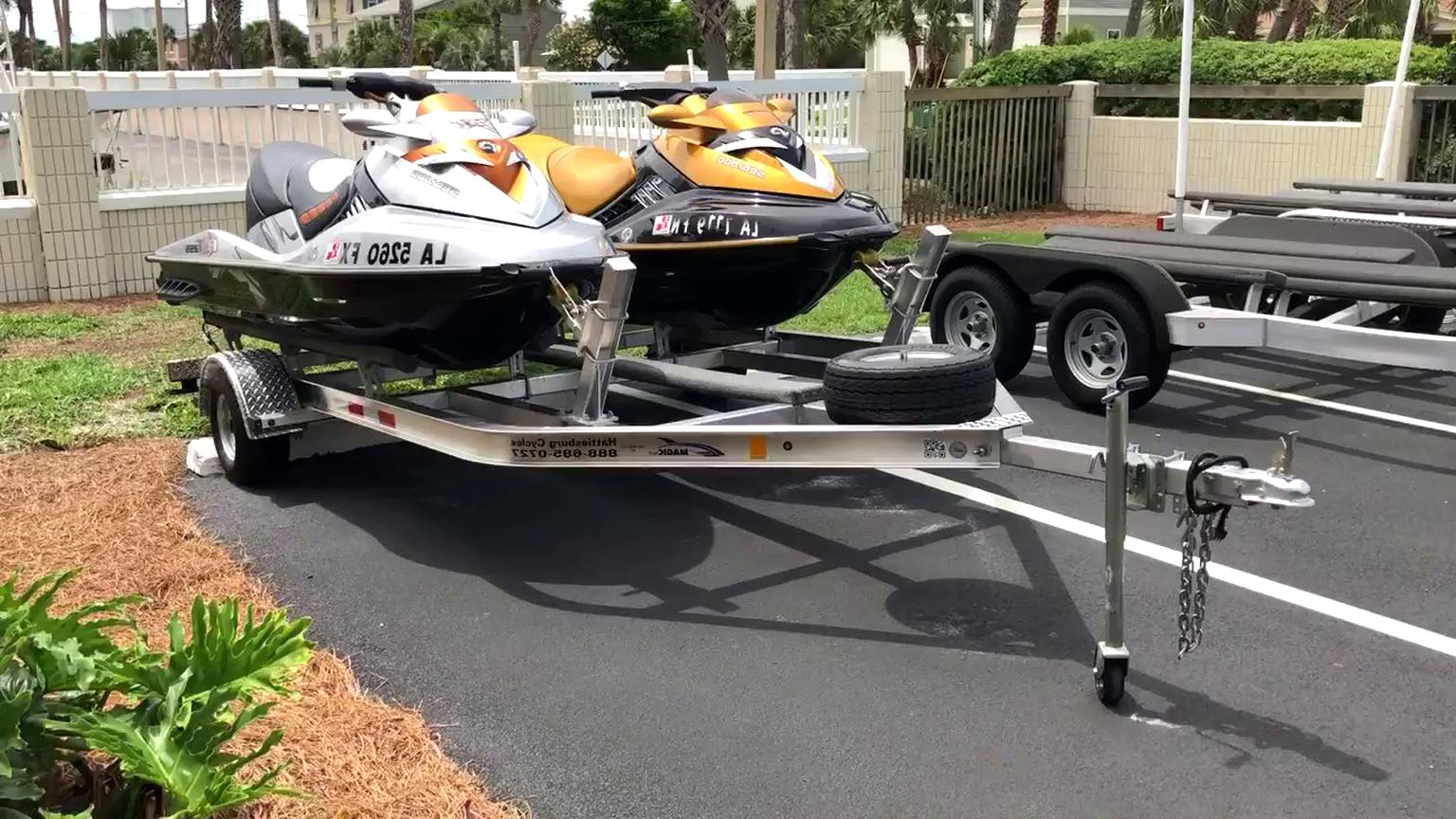 Jet Ski Trailer For Sale Only 2 Left At 65