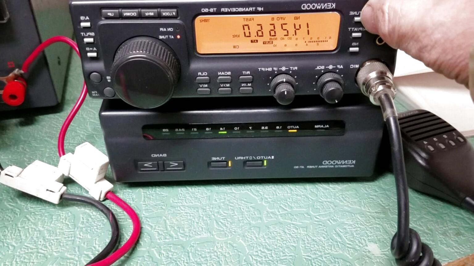 Kenwood Hf Radio For Sale Only 4 Left At 60