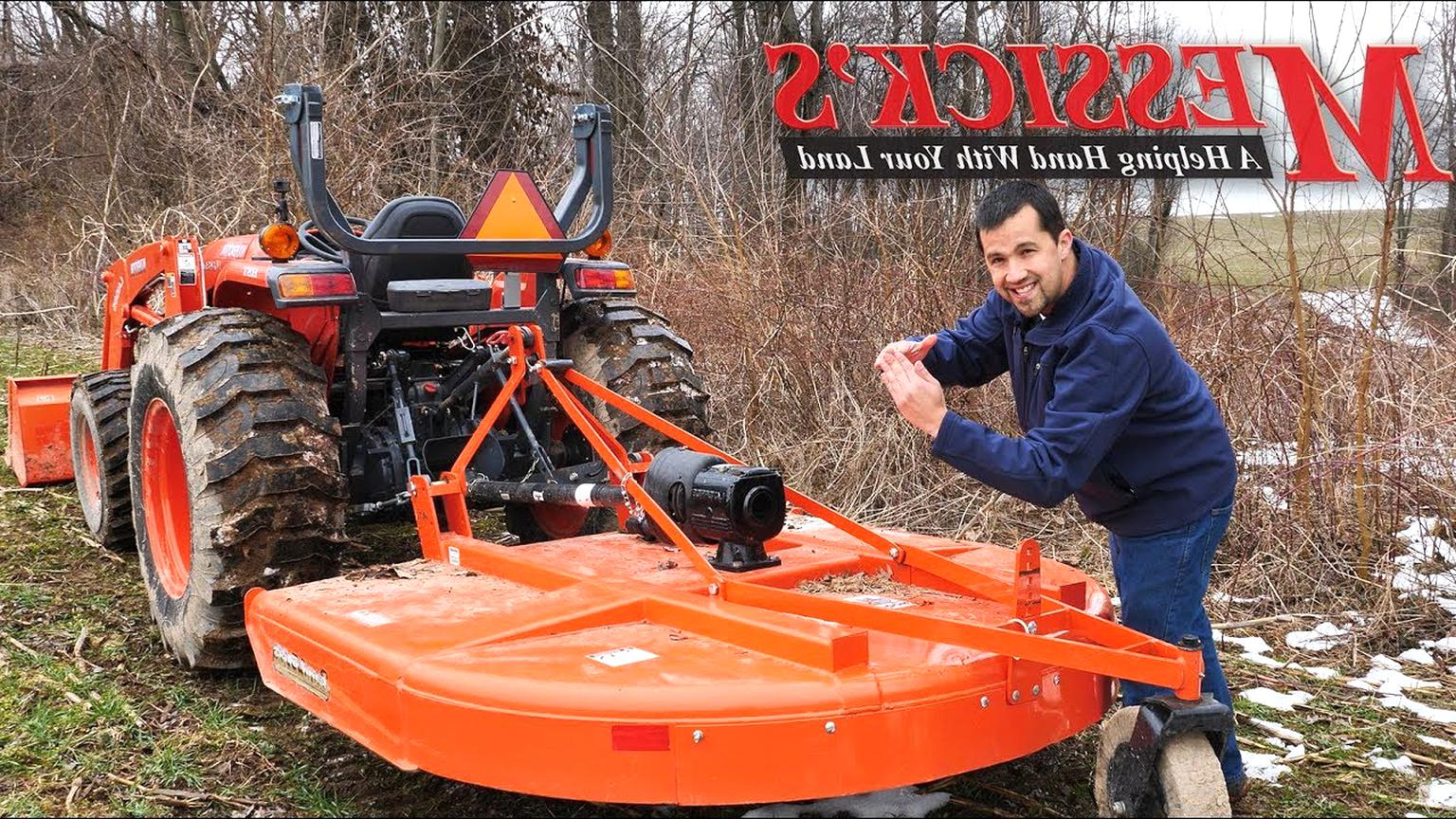 land pride mower for sale