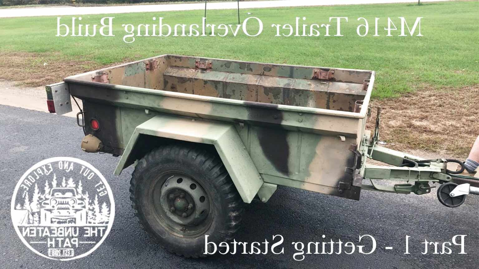 m416 trailer for sale