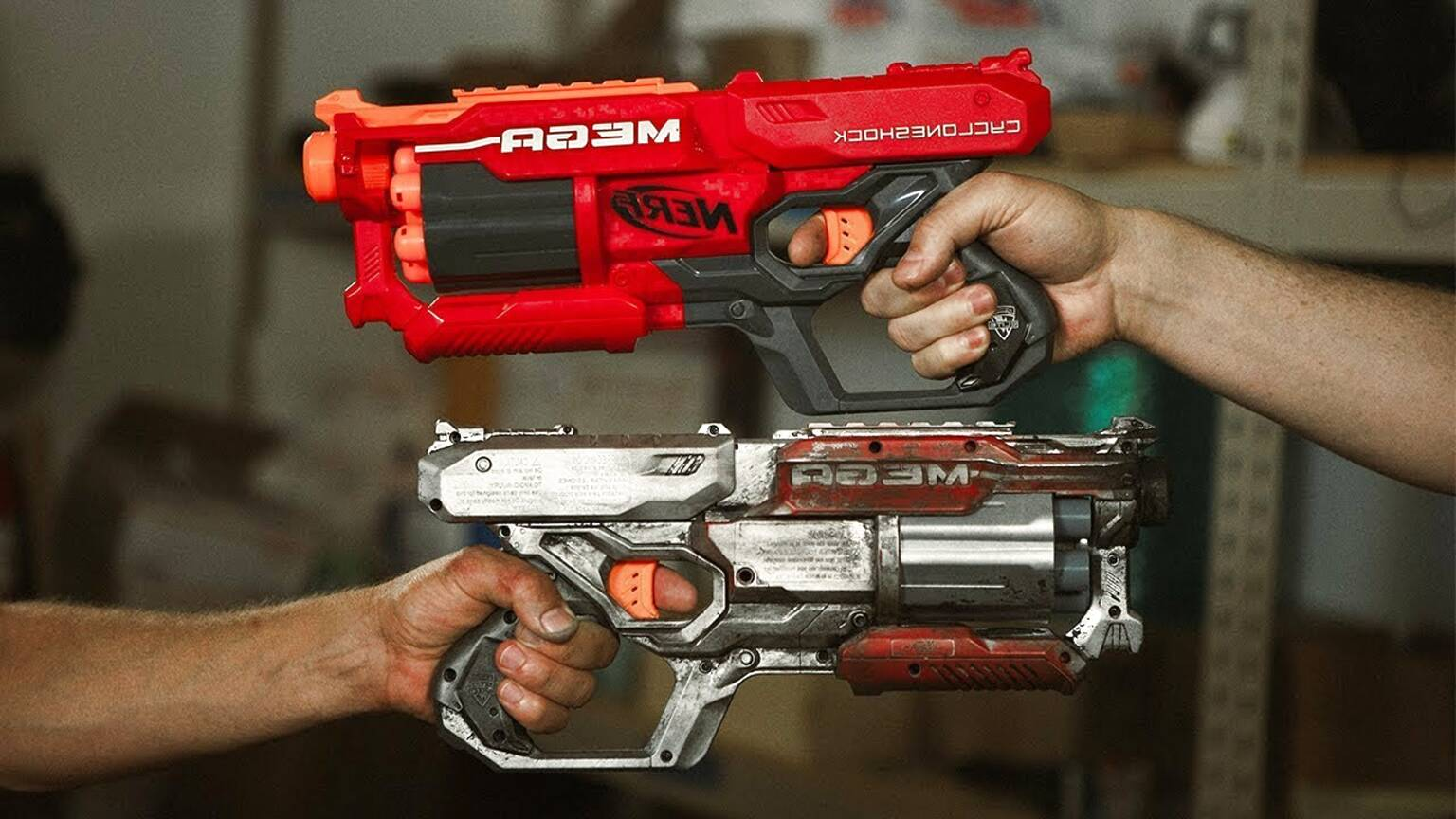 modded nerf guns for sale