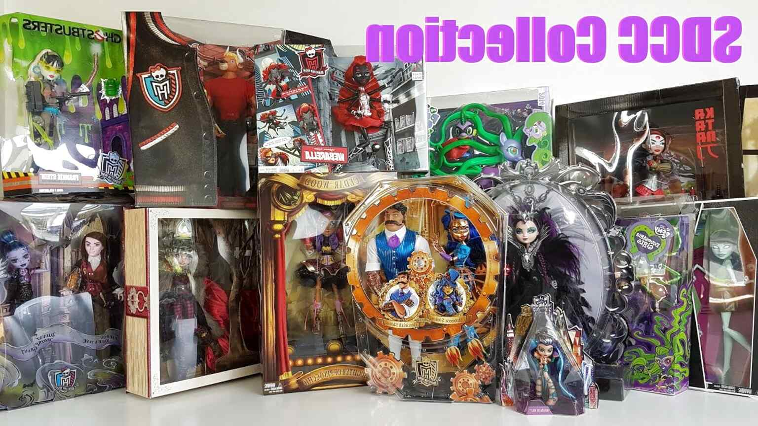 monster high sdcc for sale