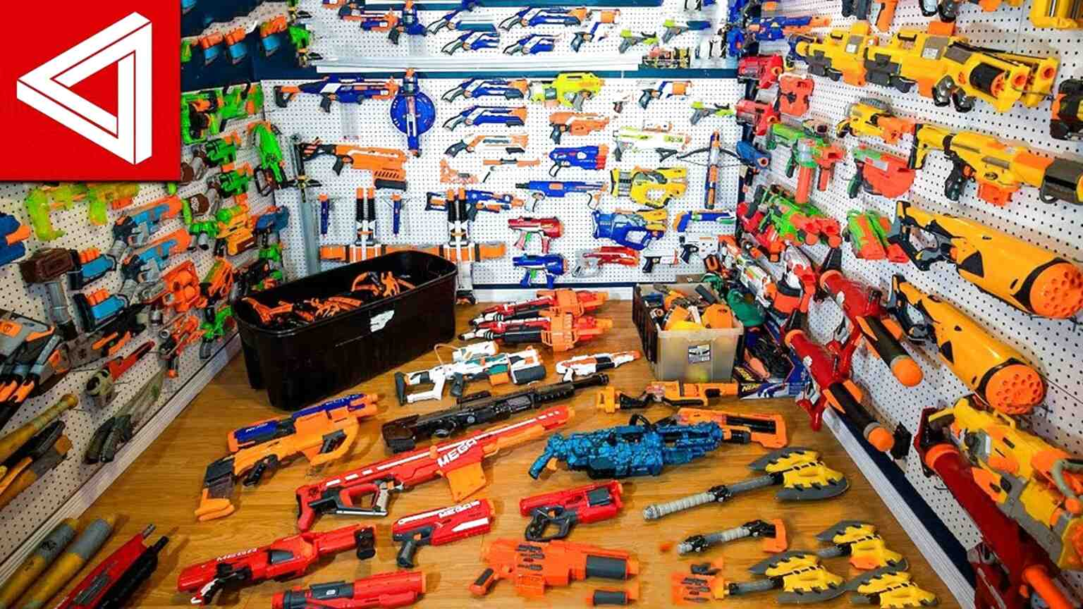 nerf gun collection for sale