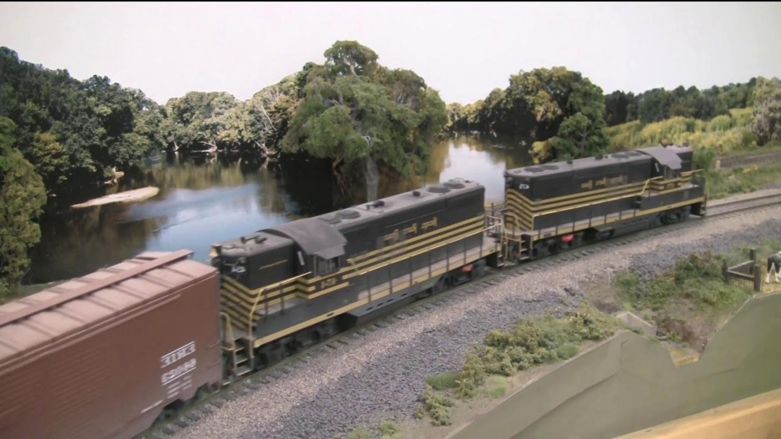 o scale 2 rail trains for sale