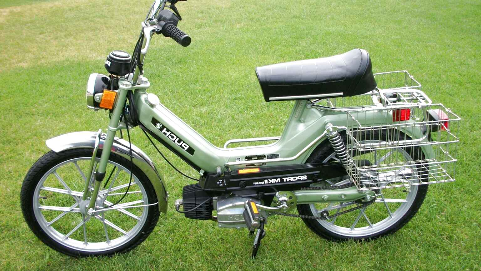 Puch Moped For Sale Only 4 Left At 65