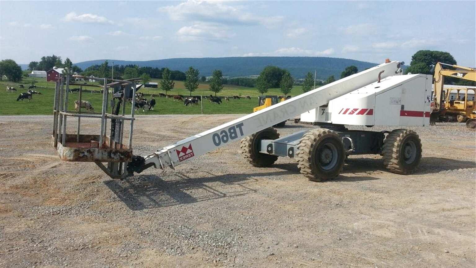 terex lift for sale