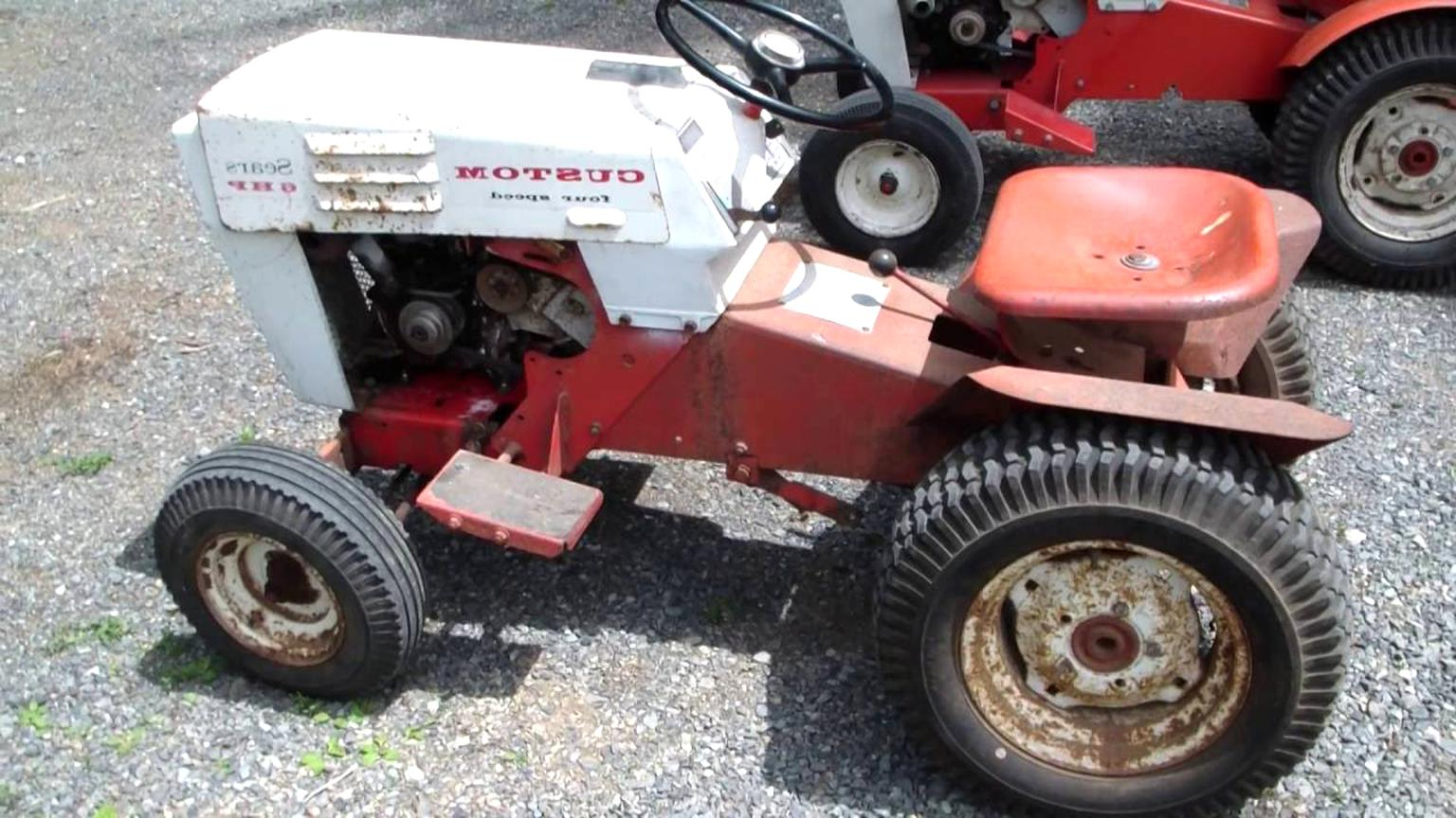 Vintage Sears Tractor For Sale 42 Classified Ads