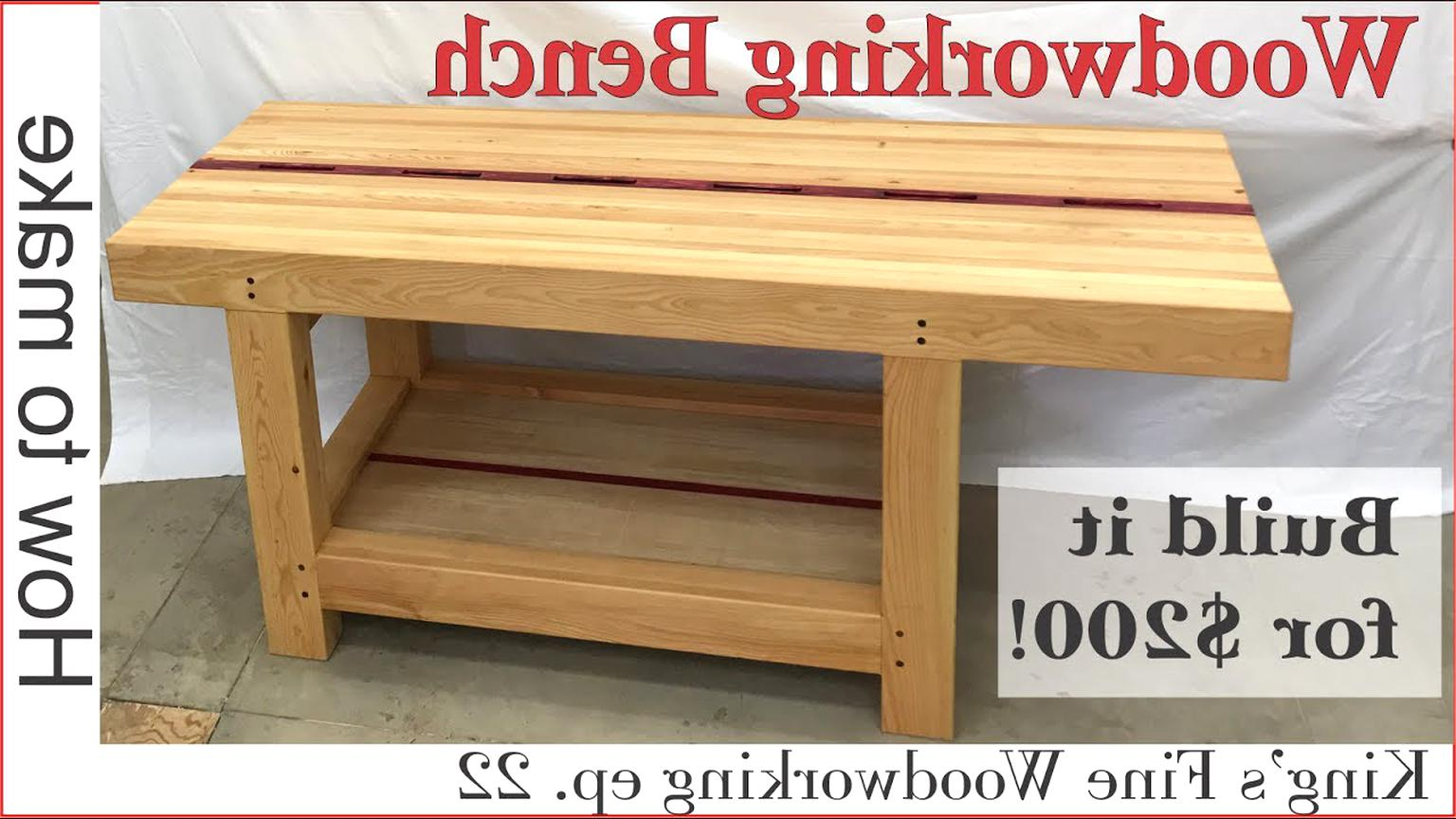 Woodworking Bench For Sale Only 4 Left At 65