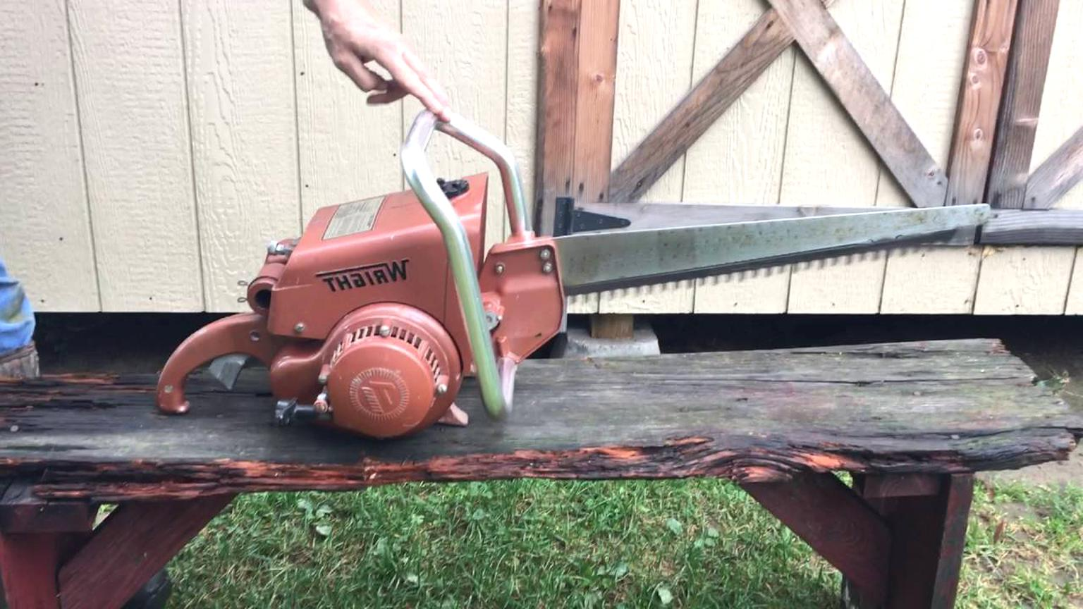 wright saw for sale